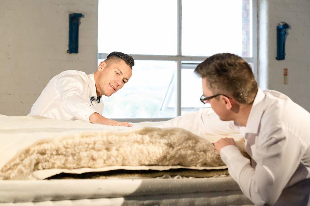 kvalitné matrace